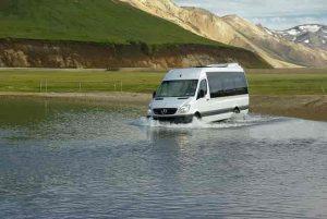 Przewóz osób - Islandia