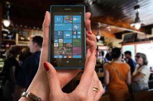 Marketing mobilny - Windows mobile
